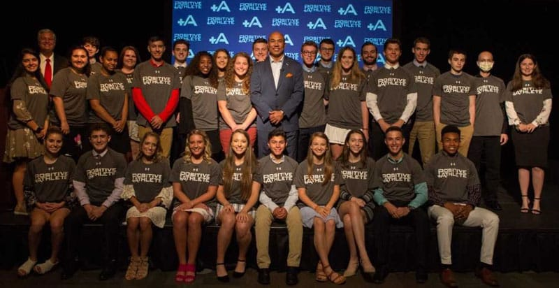 West Pennsylvania Positive Athlete-2018 winners